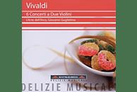 Giovanni Guglielmo, L'arte Dell'arte - 6 Konzerte Für Zwei Violinen [CD]