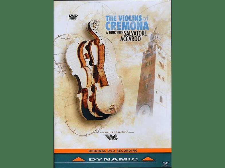 Salvatore Accardo - Die Geigen von Cremona [DVD]