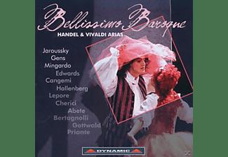 Gens/Jaroussky/Mingardo/Cangemi/Edwards/Cherici/+ - Bellissimo Baroque  - (CD)