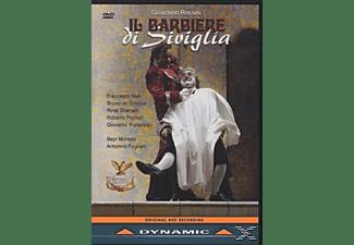 VARIOUS, Meli/de Simone/Shaham/Frontali/Furlanetto/Fogliani - Il Barbiere Di Siviglia  - (DVD)