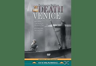 Scott Hendricks, Marlin Miller, Razek-françois Bitar, Ales Riga, Miller/Hendricks/Bitar/Riga/Bartoletti/Palmieri/+ - Death In Venice  - (DVD)