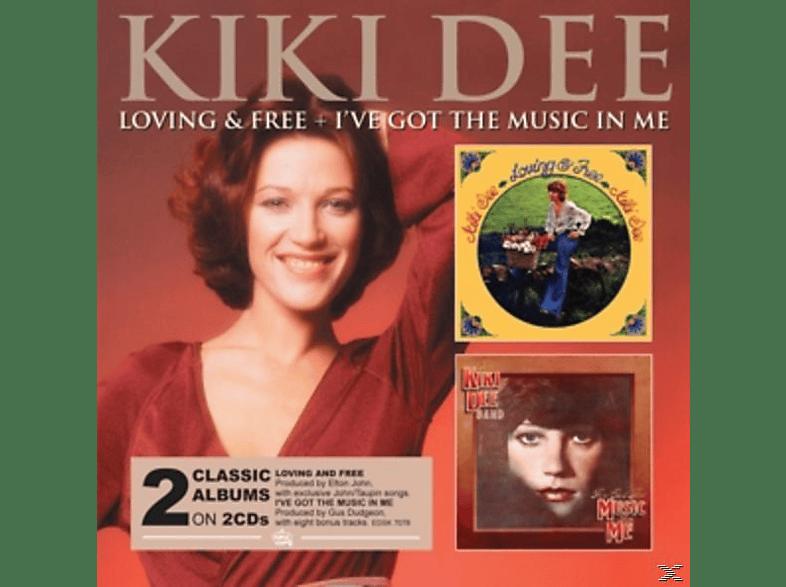 Kiki Dee - Loving And Free & I've Got The Music In Me [CD]