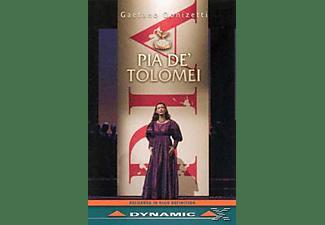 Ciofi - Pia De Tolomei  - (DVD)