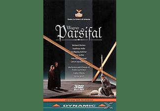 VARIOUS, Orchestra del Teatro La Fenice di Venezia, Camerata Silesia, Coro del Teatro La Fenice di Venezia, Piccoli Cantori Veneziani - Parsifal  - (DVD)