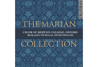 Choir Of Merton College Oxford - The Marian Collection  - (CD)