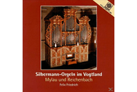 Felix Friedrich - Silbermann-Orgeln Im Vogtland [CD]