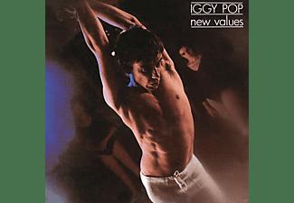 Iggy Pop - New Values  - (CD)