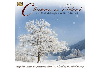 Noel Mcloughlin, Ger O'Donnell - Christmas In Ireland  - (CD)
