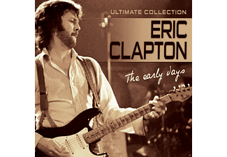 Eric Clapton - The Early Days - (CD)