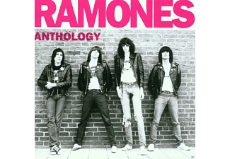 Ramones - Hey!ho!let's Go-The Anthology  - (CD)