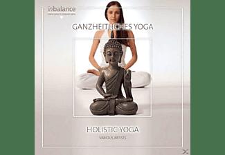 VARIOUS - Ganzheitliches Yoga / Holistic Yoga  - (CD)