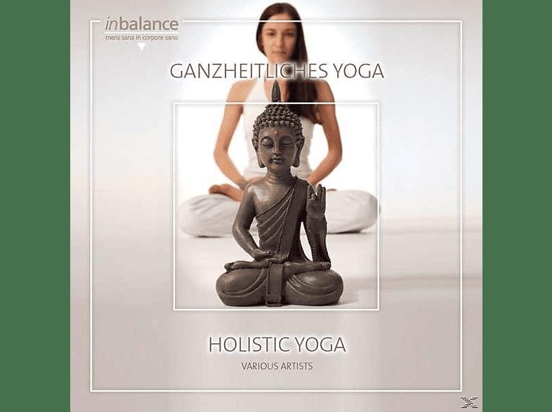 VARIOUS - Ganzheitliches Yoga / Holistic Yoga [CD]
