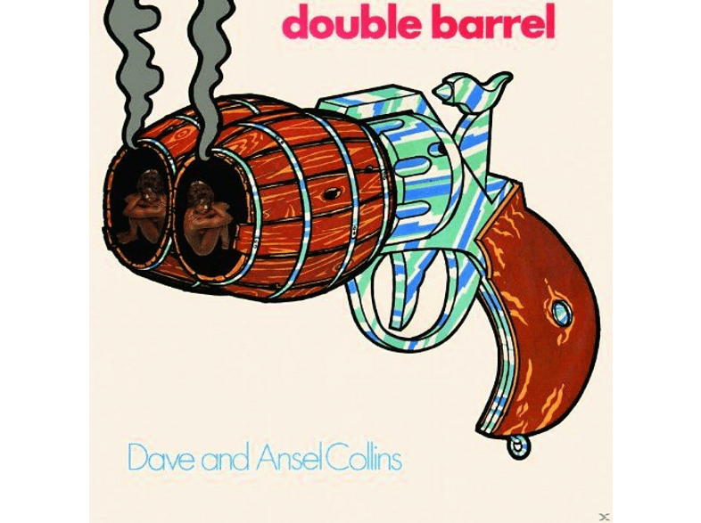 Dave Collins, Ansel Collins - Double Barrel [CD]
