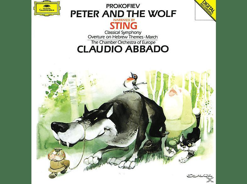 Claudio Abbado, Sting/Vladar,Stefan/Abbado,Claudio/COE - Peter Und Der Wolf/+ [CD]