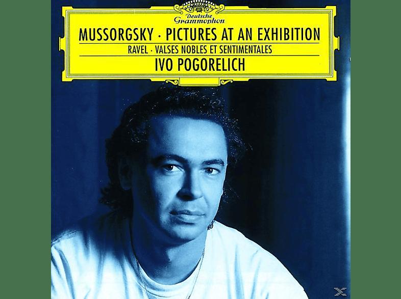 Ivo Pogorelich - Bilder Einer Ausstellung/+ [CD]