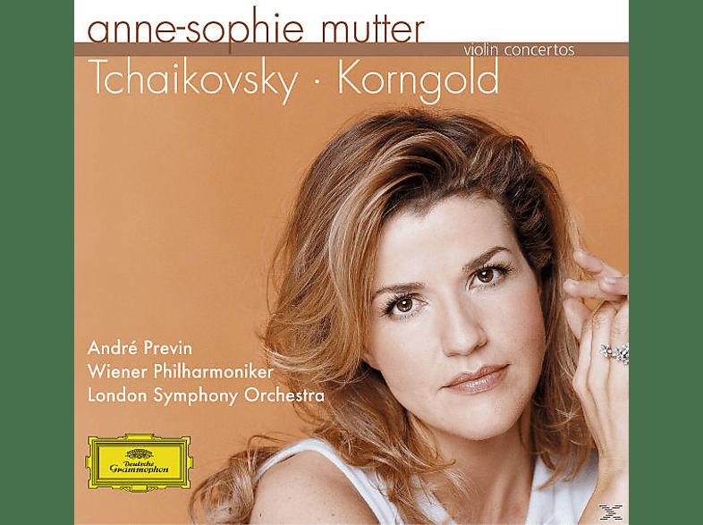 Anne-Sophie Mutter, Mutter,Anne-Sophie/Previn,Andre/WP/LSO - Violinkonzert D-Dur Op.35 [CD]