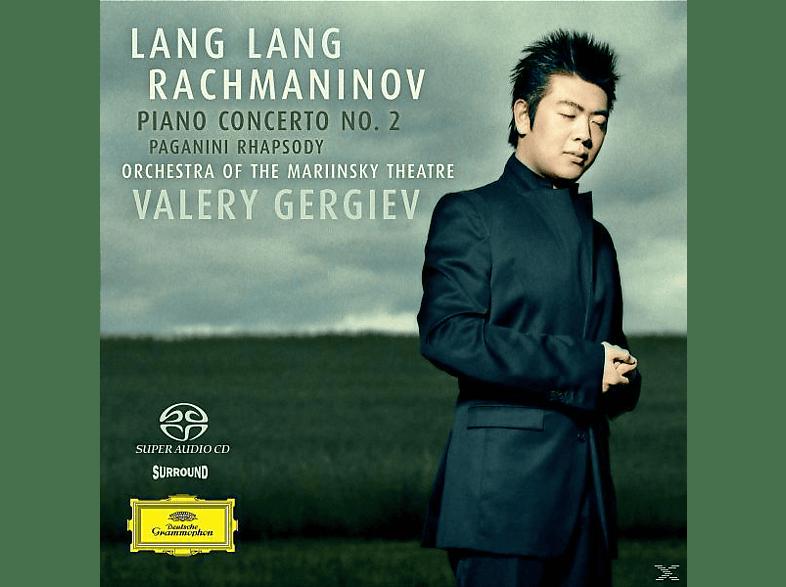 Gergiev, Lang, Omtp, Valery/kiro Lang Lang/gergiev - Klavierkonzert 2 [SACD Hybrid]