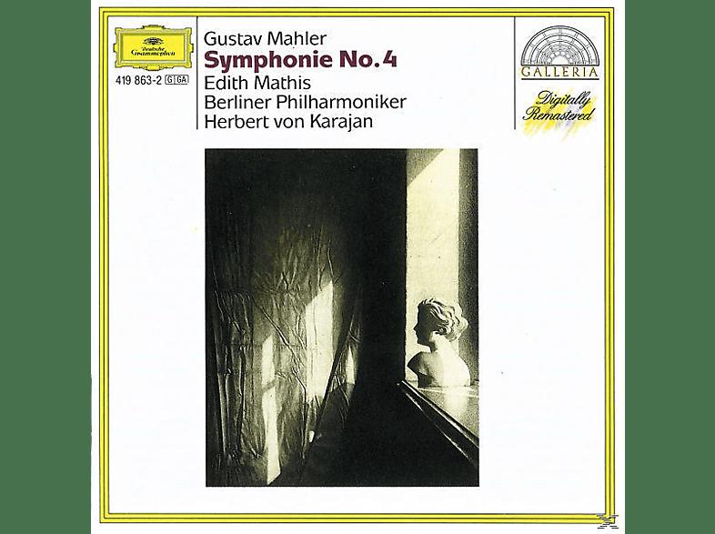 VARIOUS, Mathis,Edith/Karajan,Herbert Von/BP - Sinfonie 4 [CD]