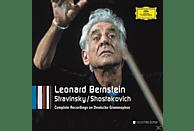 VARIOUS, Wp, Bernstein, Argerich, Zimerman, Katsaris, Ipo, Bernstein/Argerich/Zimerman/Katsaris/IPO/WP/+ - Leonard Bernstein Sämtliche Aufnahmen On Dg (Ga) [CD]