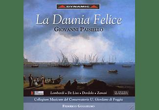 Giovanni & Various Paisiello - La Dauna Felice  - (CD)