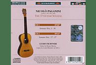 Guitar Guido Fichtner - Die 37 Gitarren-Sonaten [CD]