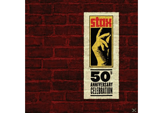 VARIOUS - Stax 50: A 50th Anniversary Celebration - (CD)