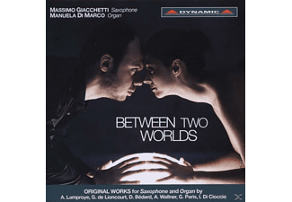 Giacchetti,Massimo/Di Marco,Manuela - Between Two Worlds - (CD)