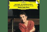 Maria Joao Pires - Klaviersonaten Kv 310, 333, 545 [CD]
