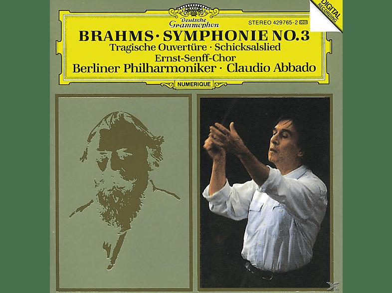 Claudio Abbado, Claudio/bp Abbado - Sinfonie 3/Trag.Ouvertüre/+ [CD]