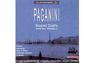 Redaelli Stefania Quarta Massimo - Werke Für Violine und Klavier [CD]
