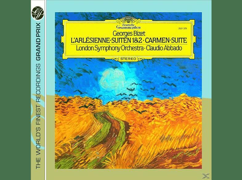 Claudio Abbado, Claudio/lso Abbado - ARLESIENNE - SUITEN 1&2/CARMEN SUITE 1 [CD]