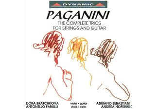 Dora Bratchkova, Götz Hartmann, Antonello Farulli, Andrea Noferini, Adriano Sebastiani - Sämtliche Trios Für Streicher (GA)  - (CD)
