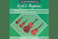 Quarteto Paganini - Gitarrenquartette 4 [CD]