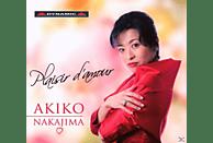 Akiki Nakajima - Plaisir d'Amour [CD]