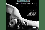 Andrea Fossa - Sonaten Für Cello Und B.C.op.1 [CD]