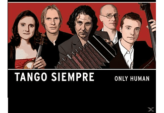 Tango Siempre - Only Human  - (CD)