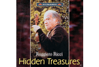 Ruggiero Ricci - Hidden Treasures [CD]