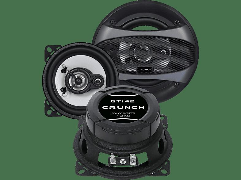 CRUNCH GTI-42 Lautsprecher Passiv