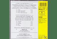 David Garrett - Frühlings-Sonate/Partita Bwv 1004/Adagio Kv 261 [CD]