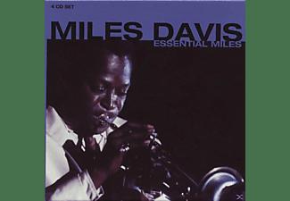 Miles Davis - Essential Miles  - (CD)
