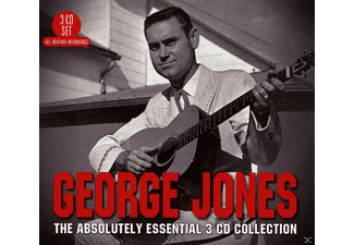 George Jones - The Absolutely Essential 3CD Collection  - (CD)