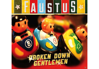 Faustus - Broken Down Gentlemen  - (CD)