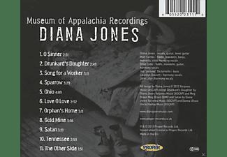 Diana Jones - Museum Of Appalachia Recordings  - (CD)
