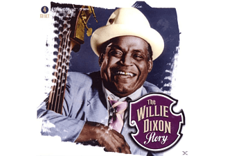 VARIOUS - The Willie Dixon Story  - (CD)