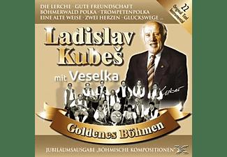 Ladislav Mit Veselka Kubes - Goldenes Böhmen 2, Jubiläumsausgabe  - (CD)