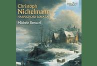 Michele Benuzzi - Harpsichord Sonatas [CD]
