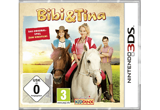 Bibi + Tina Spiel zum Kinofilm - [Nintendo 3DS]