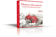 VARIOUS - Christmas International [CD]