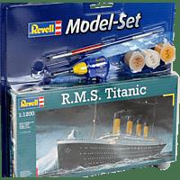 REVELL 65804 R.M.S. Titanic, Mehrfarbig