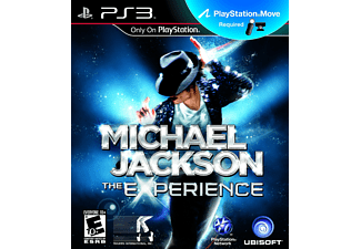 ESEN Michael Jackson The Experience PlayStation 3 Oyun